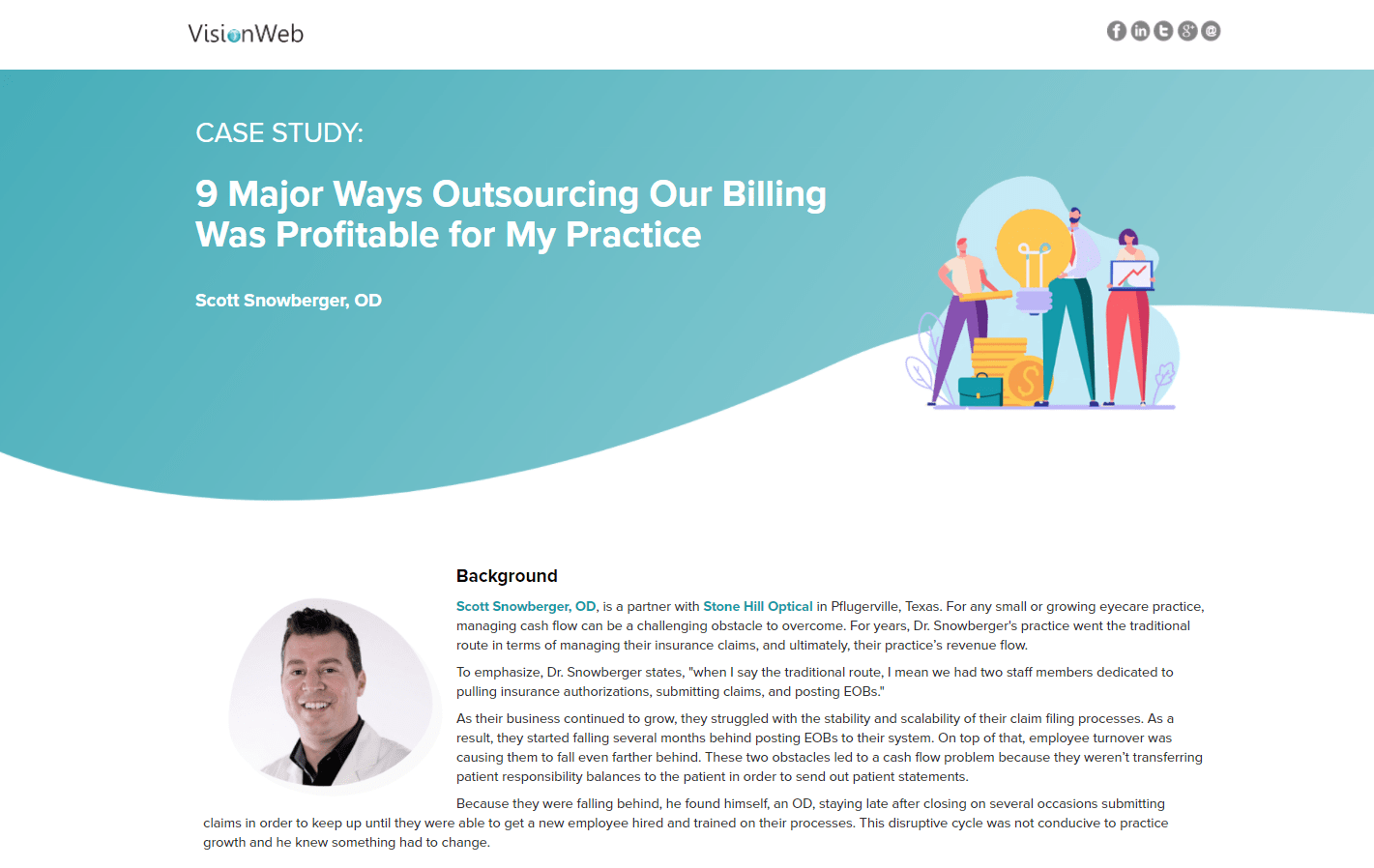 9 Major Ways Outsourcing Our Billing Was Profitable for My Practice
