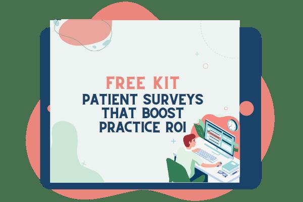 patient survey kit ebook thumbnail